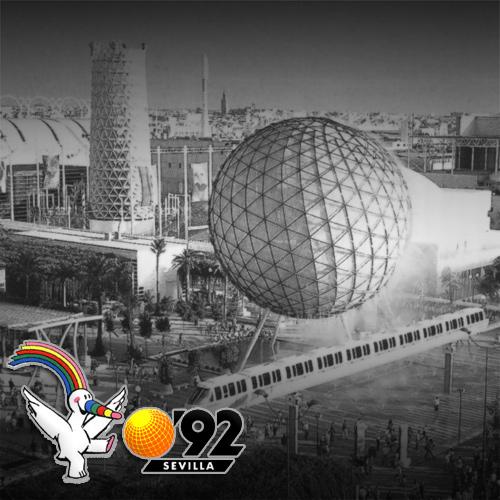 Expo 92. Sevilla