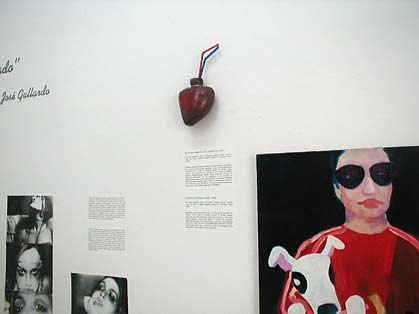 La parte chunga. El arte joven sevillano de finales del siglo XX. Sala de eStar