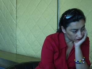 Pilar Albarracín. Foto: www.filmfest-granada.com