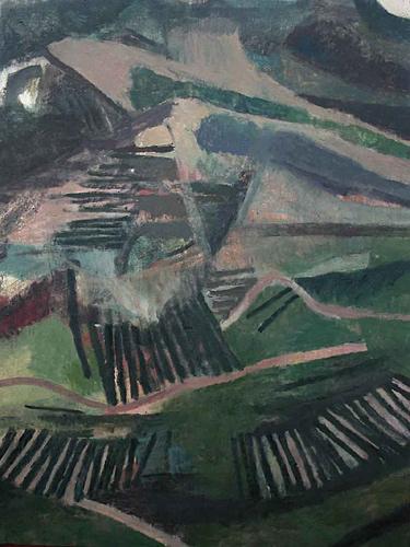 David Lopez Panea. Premio FOCUS DE PINTURA 2004