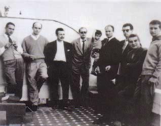 Grupo EL PASO. Foto extraida: www.artealmeria.com