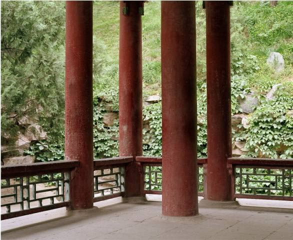 """Bleda y Rosa. """"PALACIO DE VERANO. PEKIN"""", 2005. Fotografía adherida a metacrilato. 130 x 152 cms. Ed. 1/5"""