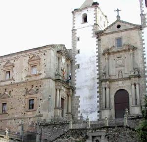 Complejo Cultural San Jorge. Cáceres