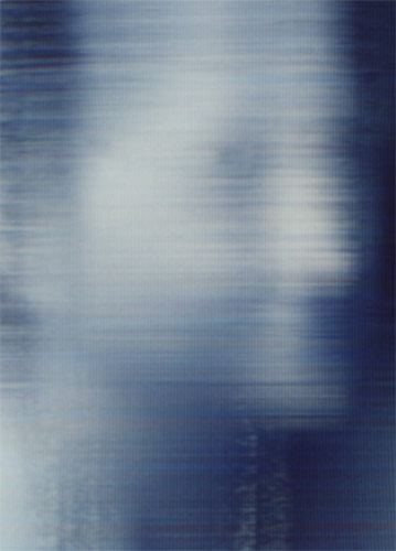 Paco Lara-Barranco. Transcrito E. Copia 1. 2001. Fotografía color plastificada