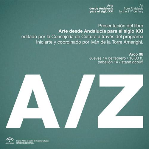 Arte desde Andalucía para el siglo XXI