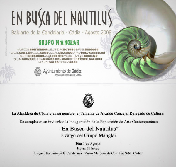 En Busca del Nautilus. Grupo Manglar