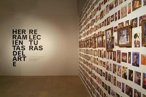 Herramientas del arte. Relecturas. SALA PARPALLO
