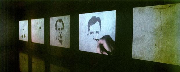 Proyecto para un memorial, de Óscar Muñoz. Foto: El País