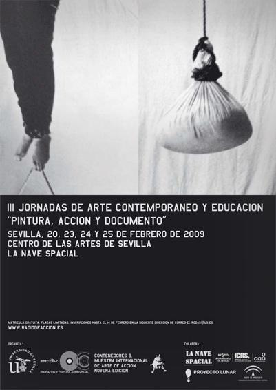 III Jornadas de Arte Contemporáneo y Educación