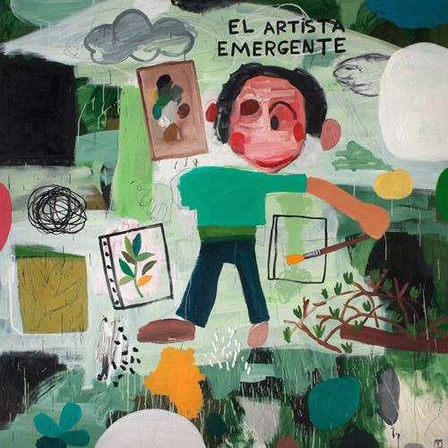 De la exposición PINTANDO AL DESPRECIO, por MATÍAS SÁNCHEZ