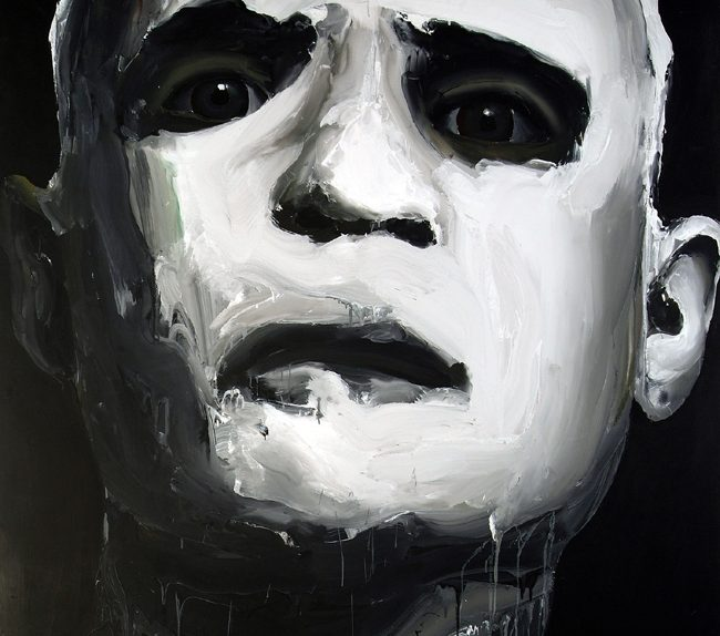 La Fundación Chirivella Soriano inaugura el 6 de febrero Blanco / Negro: sujeto, espacio, percepción. En la imagen, obra de Santiago Ydáñez
