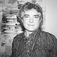 Alonso Gil, uno de los galardonados en los Premios Extremadura a la Creación 2009