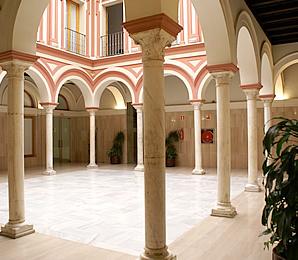 Casa de la Provincia. Sevilla