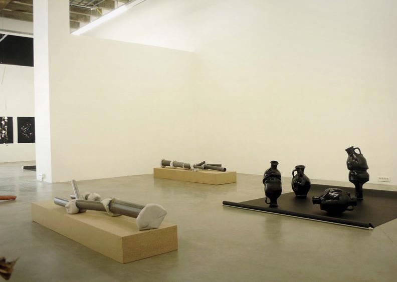 Ruines Non Romantiques. MP & MP Rosado. Olivier Houg Galerie.