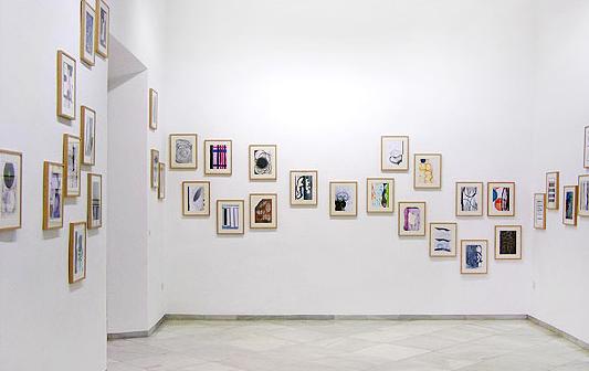 Obsesión, de JOSÉ Mª BAEZ. Galería Rafael Ortiz