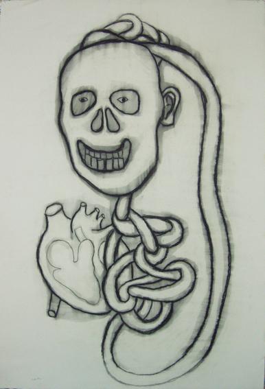 Cristina Lama. De tripas corazon, 2007.