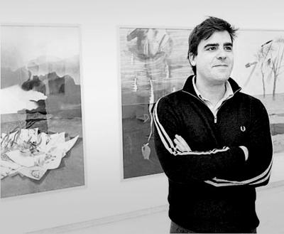 Cristóbal Quintero. Foto ABC. KAKO RANGEL