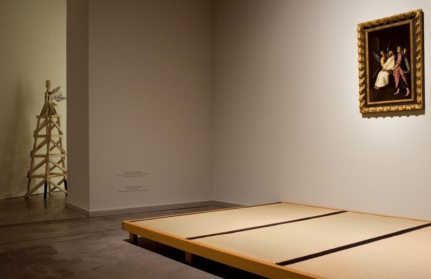 Muebles???, una de las exposiciones realizadas en Espacio Escala