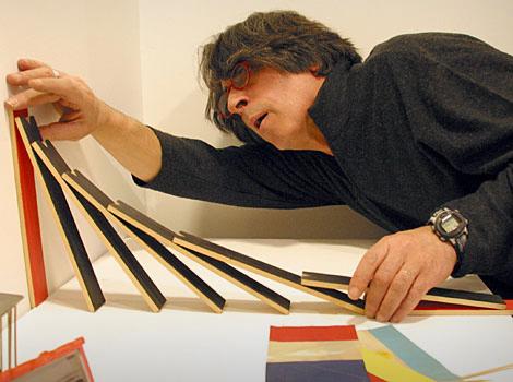 Nacho Criado, en una imagen de 2003. Imagen: El Mundo - Diego Sinova