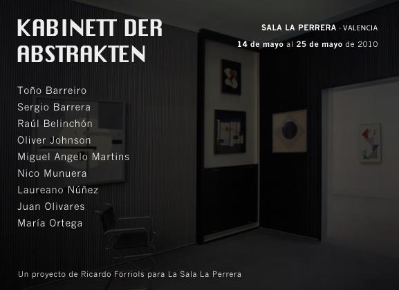 Kabinett der Abstrakten