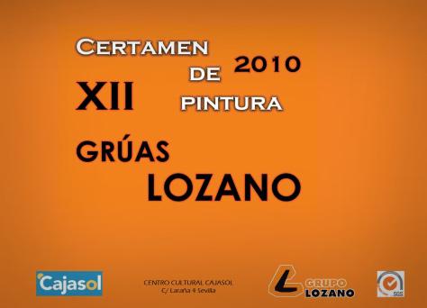 Certamen de Gruas Lozano 2010