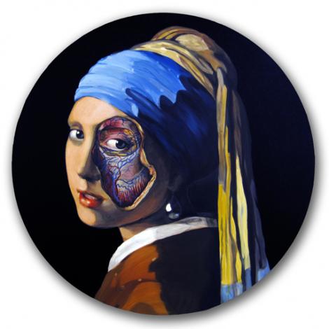 Ángeles Agrela: La profundidad de la piel. Galería Magda Bellotti
