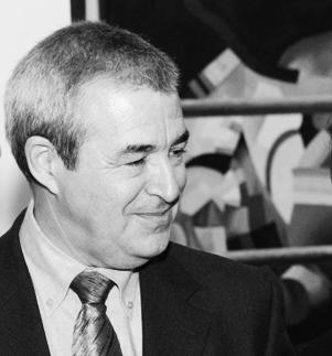 José Jiménez, filósofo y profesor de Estética y Teoría de las Artes de la Universidad Autónoma de Madrid. Imagen añadida por webmaster.