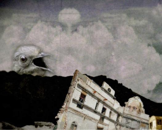 D_formaciones, en la imagen fotograma de la pieza: 140 Caracteres, de Antonio R Montesinos: