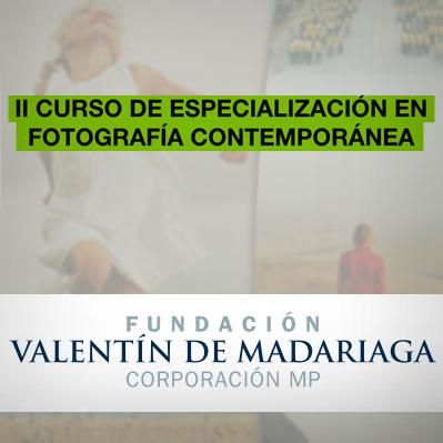 II Curso de especialización en Fotografía Contemporánea