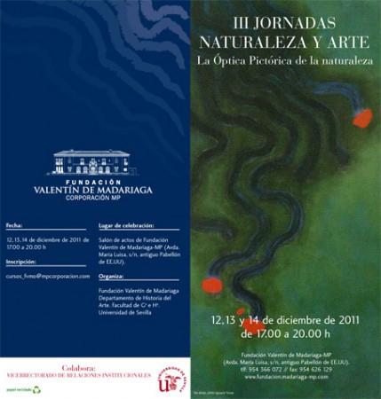 III Jornadas de Naturaleza y Arte