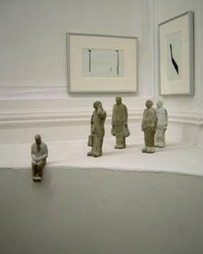 -Transformaciones, transgresiones y condicionamientos humanos- en la Galería JM